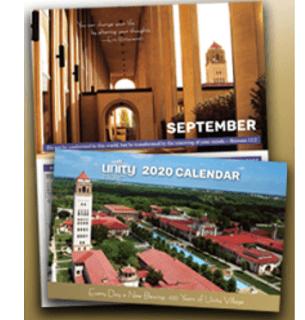 FREE 2020 Unity Calendar