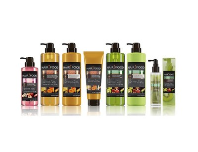 Hair Food Hair Care Products for Free