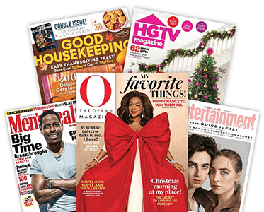 FREE Magazine Subscription (Instyle, GQ, Allure and More!)