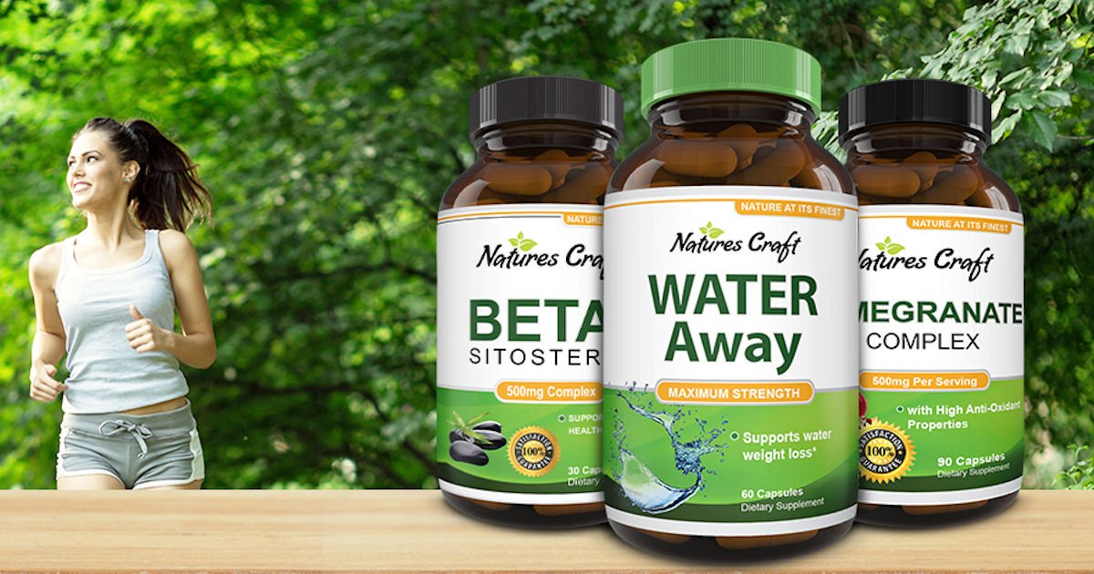 Free Natures Craft Health Supplements
