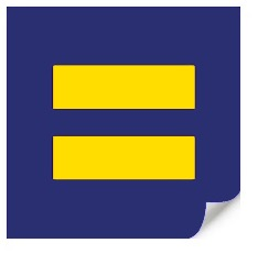 Free HRC Equality Sticker