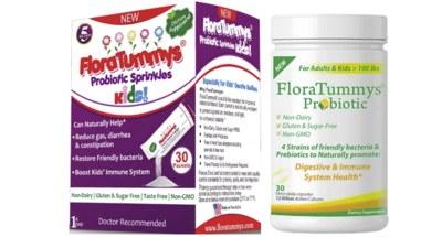 Free Probiotics Five Day Sample Pack