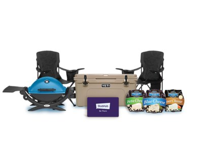 $1,000 Tailgating Package - Sweepstakes