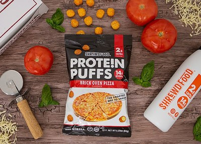 Shrewd Food Protein Puffs for Free