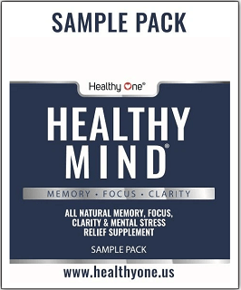 FREE Healthy One Healthy Mind Supplement Samples