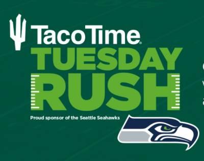 FREE Crisp Taco at Taco Time