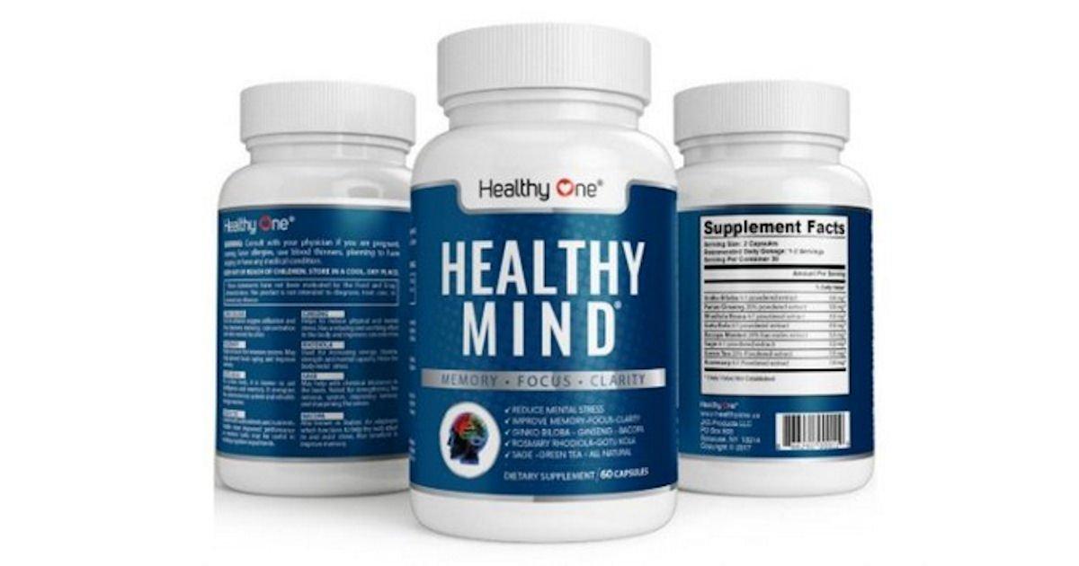 Free Healthy One Healthy Mind Sample Pack