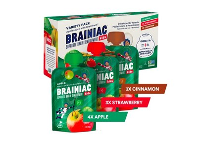 Brainiac Kids Applesauce for Free