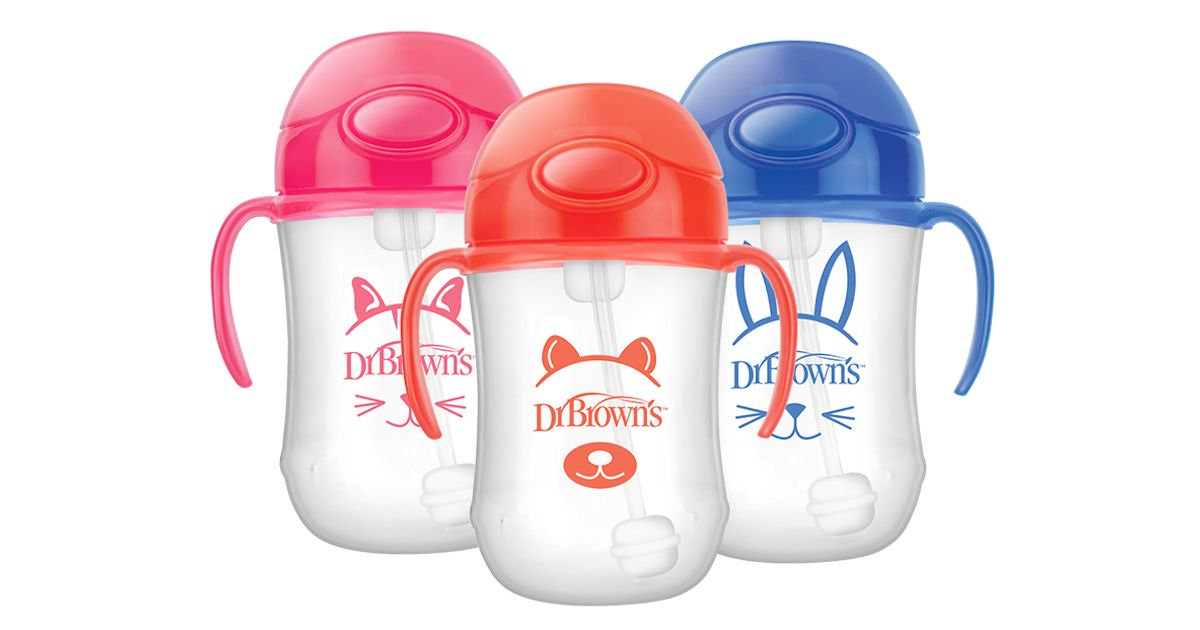 Free Dr. Brown's Training Cups