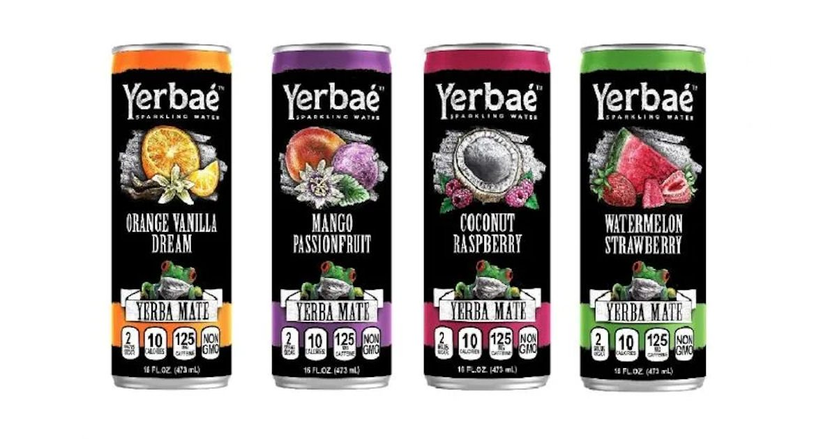 Free Yerbae Enhanced Sparkling Water at Jewel
