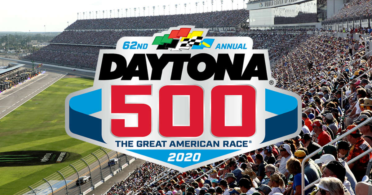 Win a $5,900 Trip for 4 to the 2020 Daytona 500 Race