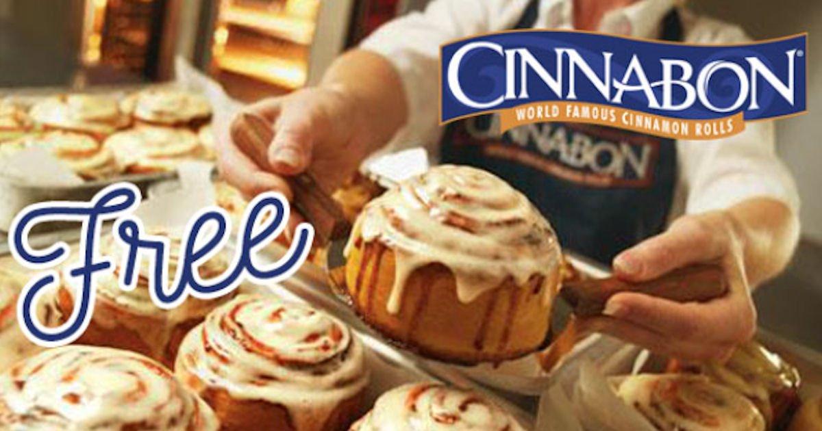 Free Cinnabon Minibon + Free Birthday Treat