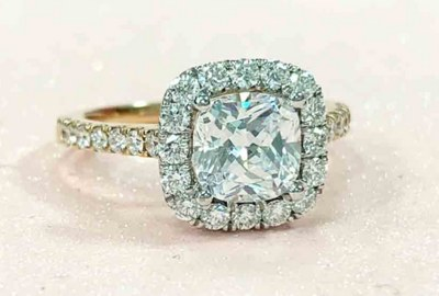 Geoffrey's Diamond Engagement Ring Valentine's Day Sweepstakes