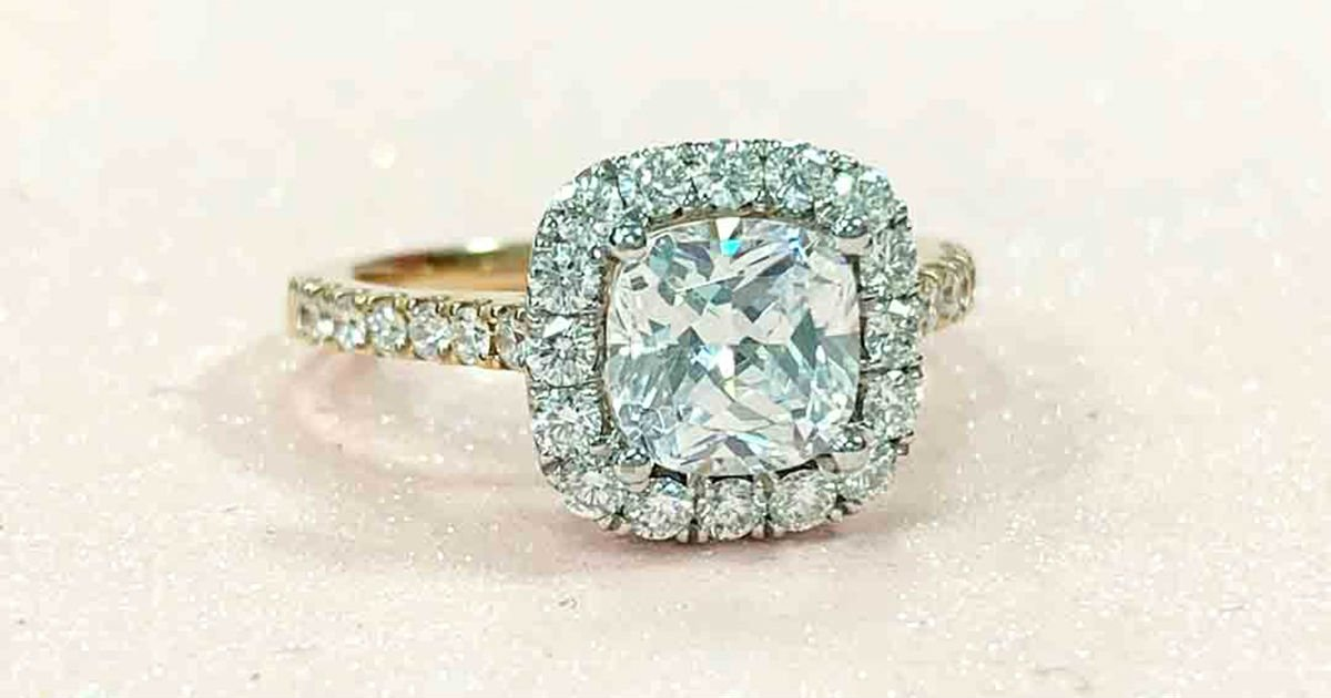 Win a 1.55 Carat Diamond Engagement Ring
