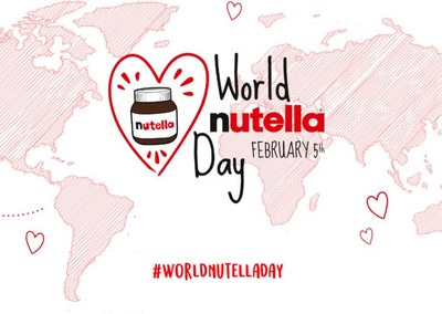 Jar of Nutella Giveaway for Free - Today