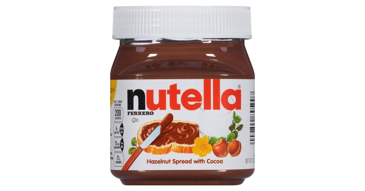 Free 13 oz. Jar of Nutella - NOW LIVE