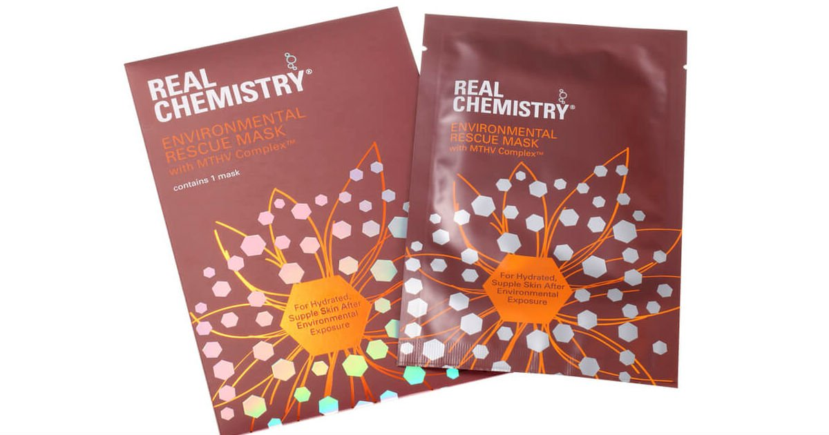 FREE Real Chemistry Rescue Mask from Daily Goodie Box