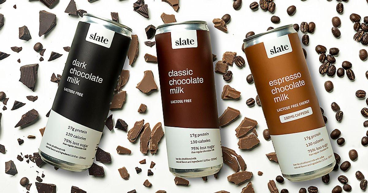 Free Slate Classic Chocolate Milk