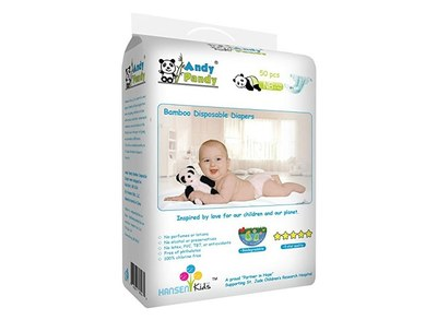Possible Andy Pandy Diapers for Free