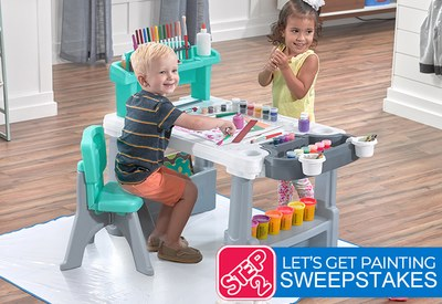 Let's Get Painting Sweepstakes