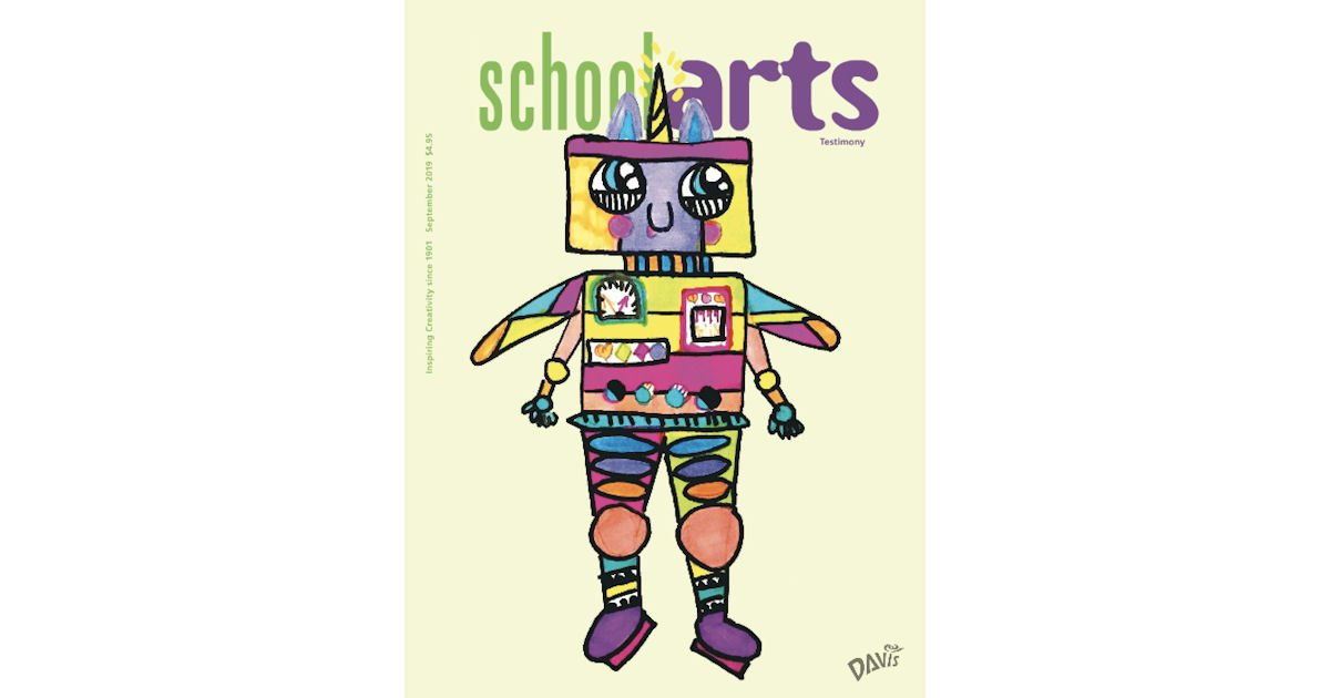 Free Issue of SchoolArts Magazine