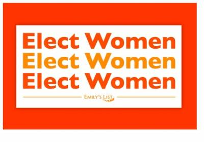 Free Sticker - Elect Women
