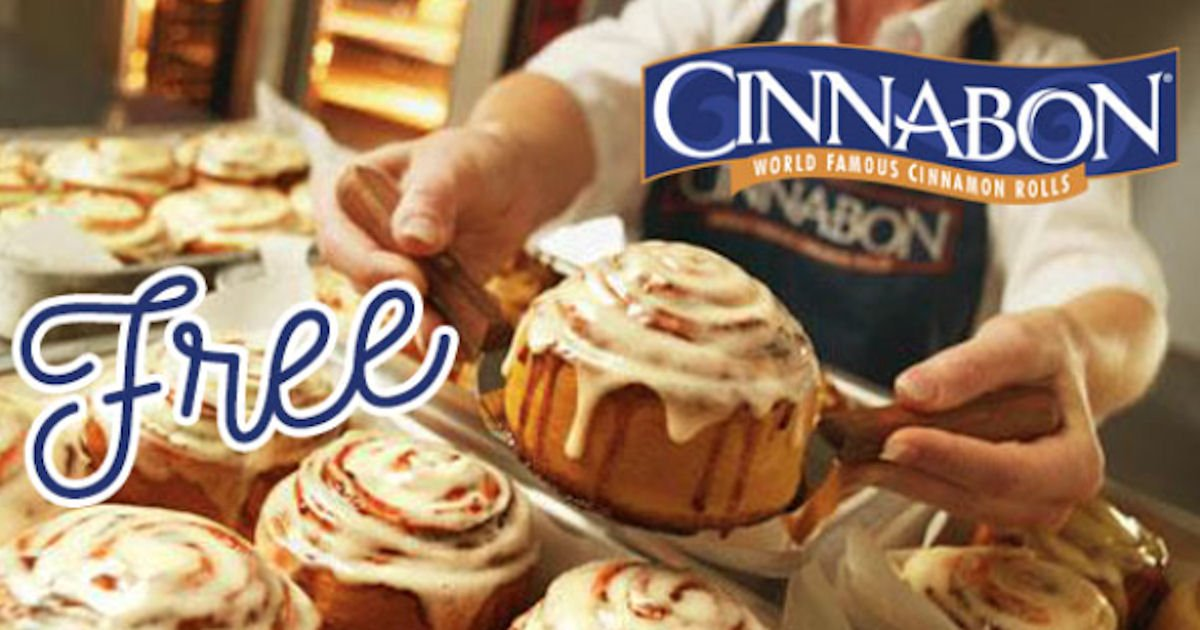 4 Free Cinnabon BonBites + Free Birthday Treat