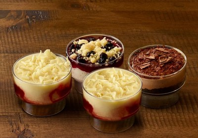 4 Desserts for Free at Olive Garden for Leaplings