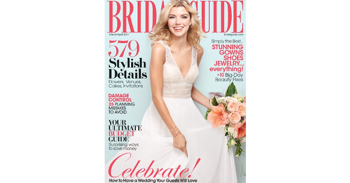 Free Digital Subscription to Bridal Guide Magazine