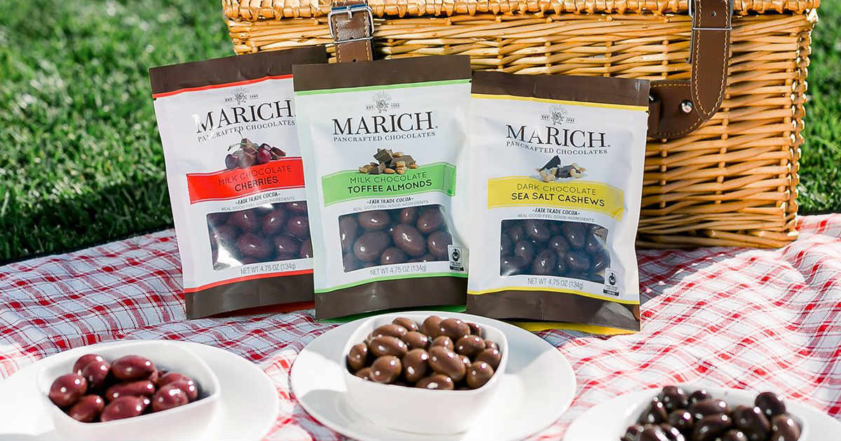 FREE Marich Chocolates from Daily Goodie Box