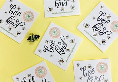Honeybee Gardens Stickers