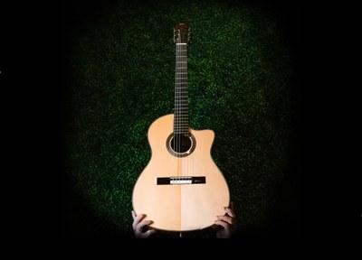 Cordoba Acoustic Guitar Giveaway