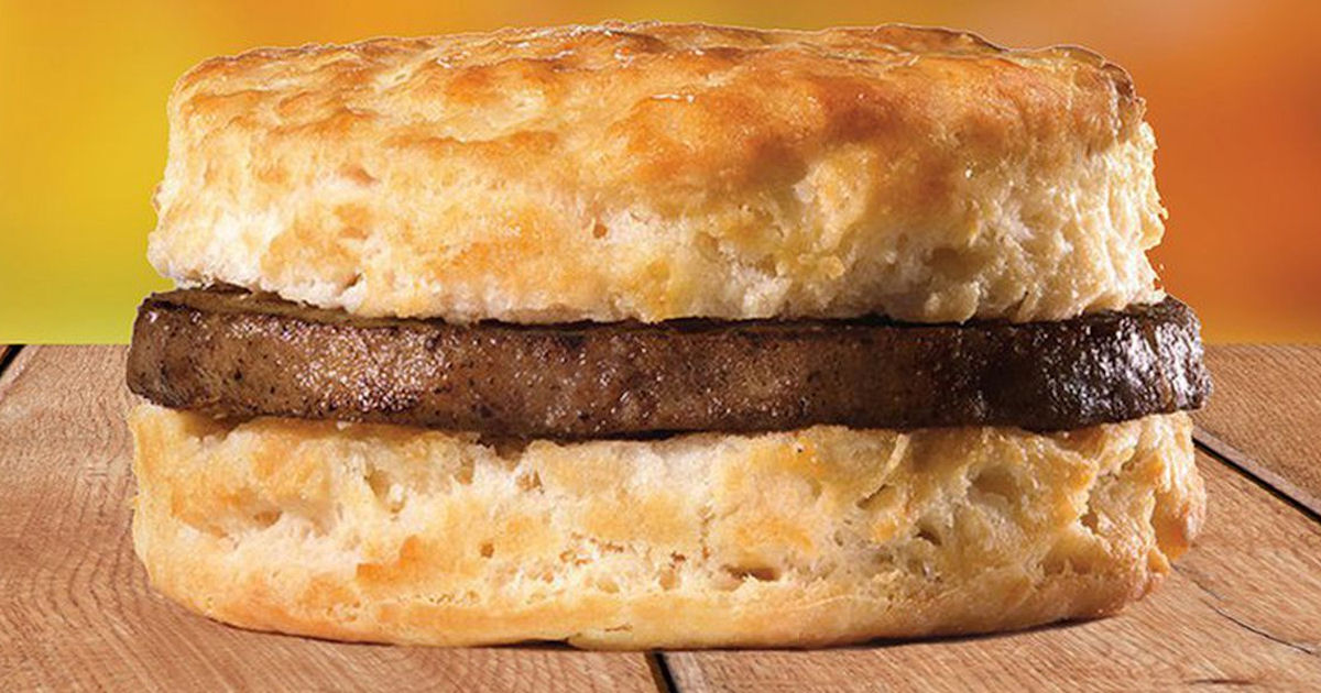 Free Sausage Biscuit at Hardee's - Today