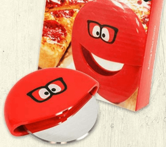 FREE Smile Pizza Cutter for Cost Plus World Market Rewards Members (In-Store Only)