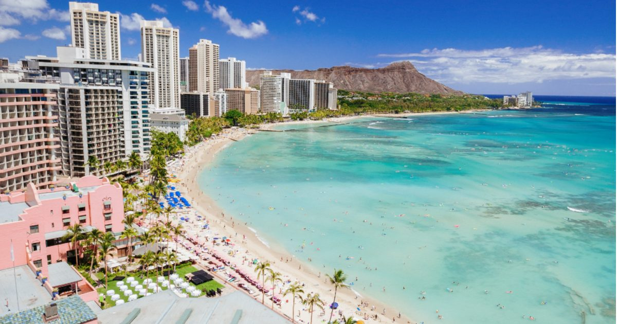 Win a Trip to Honolulu, Hawaii from Chips Ahoy