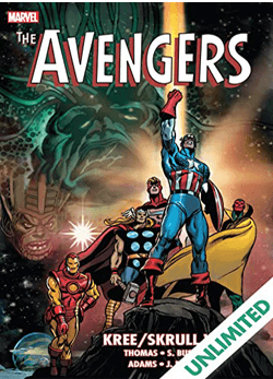 FREE Marvel Digital Graphic Novels from ComiXology