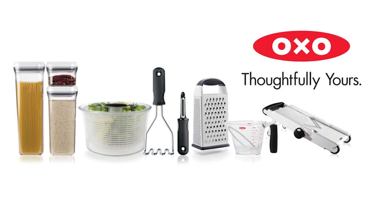 Possible Free OXO Kitchen Products