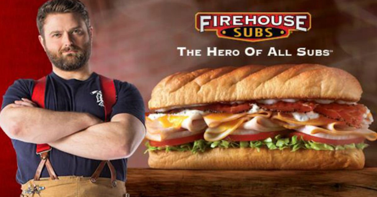 Firehouse Subs - Free Medium Sub for Your Birthday