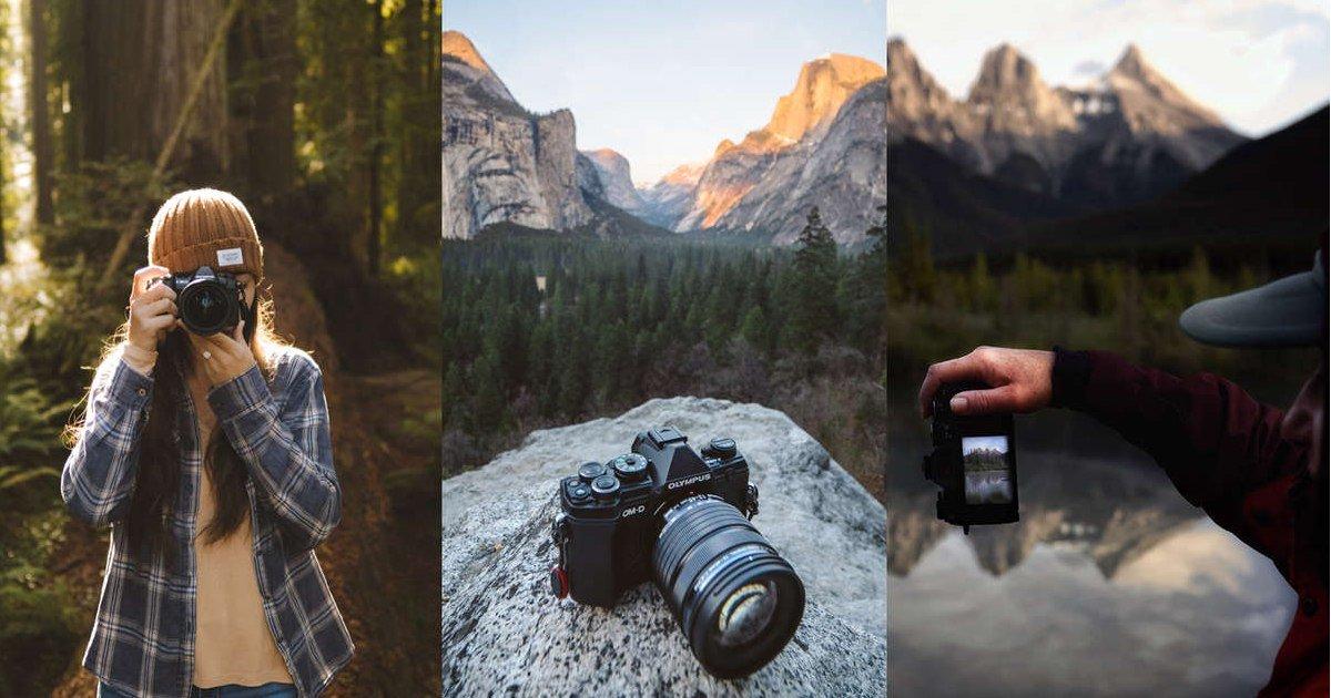 Win a $3,700 Olympus Explorer Camera