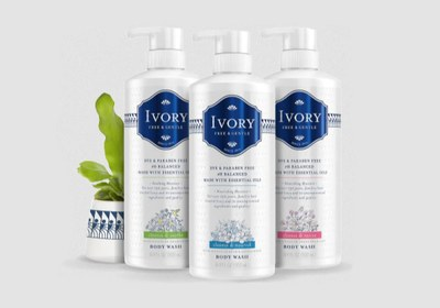 Ivory Deodorant, Body Wash and More for Free