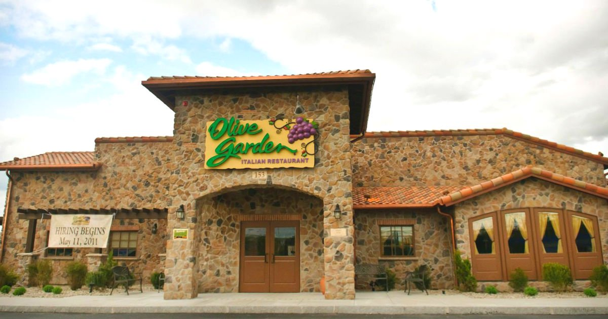 Olive Garden Buy One Entree Take One Home FREE is BACK