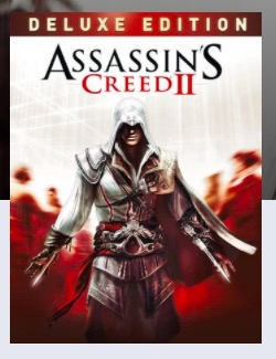 Free Game Download - Assassin's Creed II Deluxe Edition