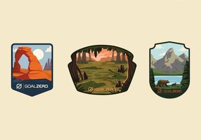 Goal Zero National Park Sticker for Free