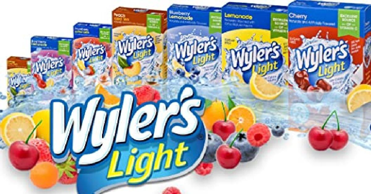 Win $500, Luggage Set, and a Year's Supply of Wyler's Light