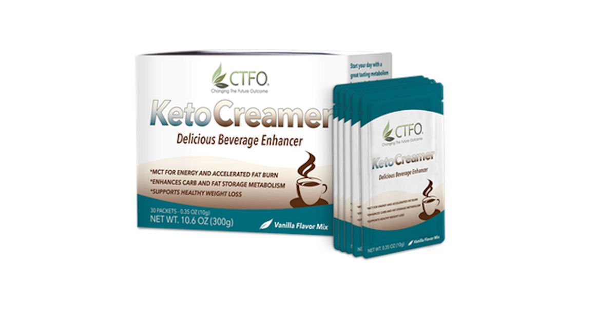 Free KetoCreamer Sample