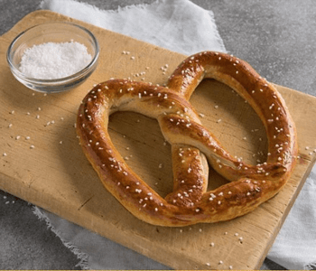 FREE Pretzel for Frontline Workers at Auntie Anne's