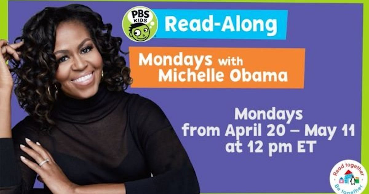 Mondays with Michelle Obama - Free Story Every Week