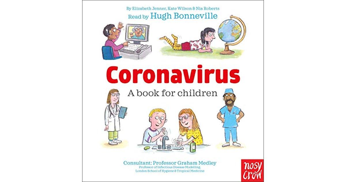 Free Coronavirus: A Book for Children Audiobook