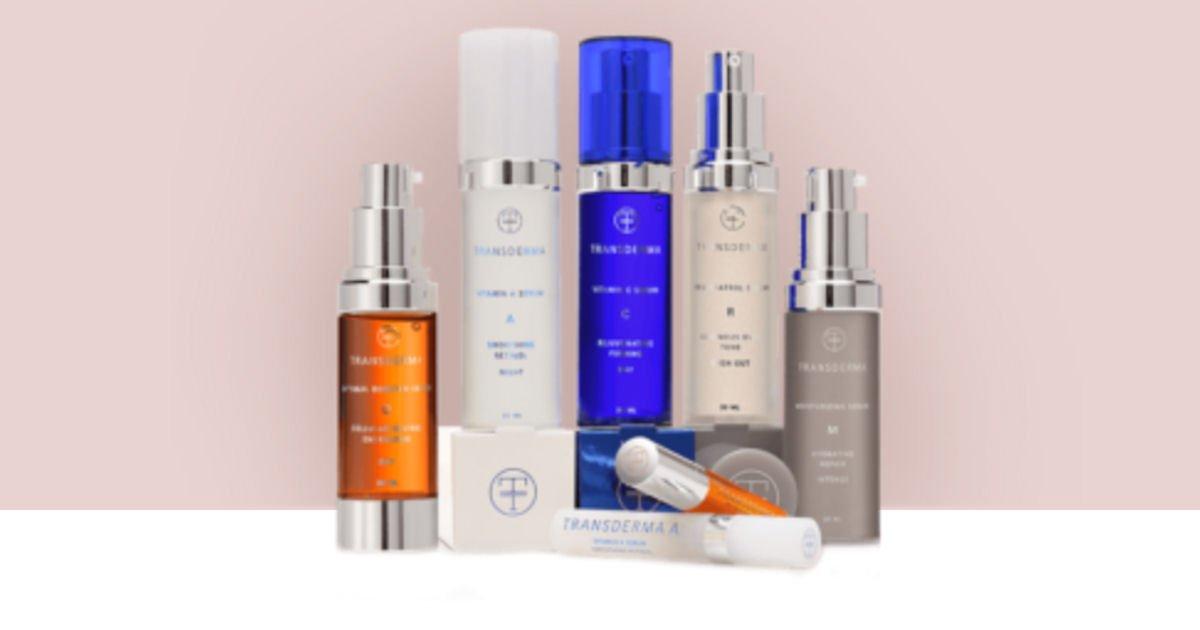 Free Transderma's Antioxidant Skin Serum