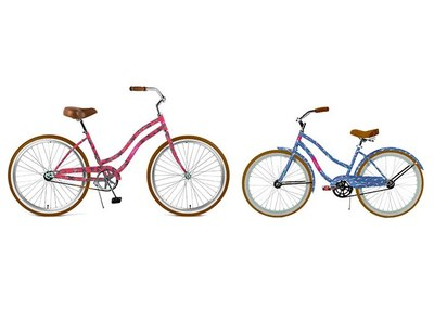 Joules Mommy and Me Bicycle Set Giveaway
